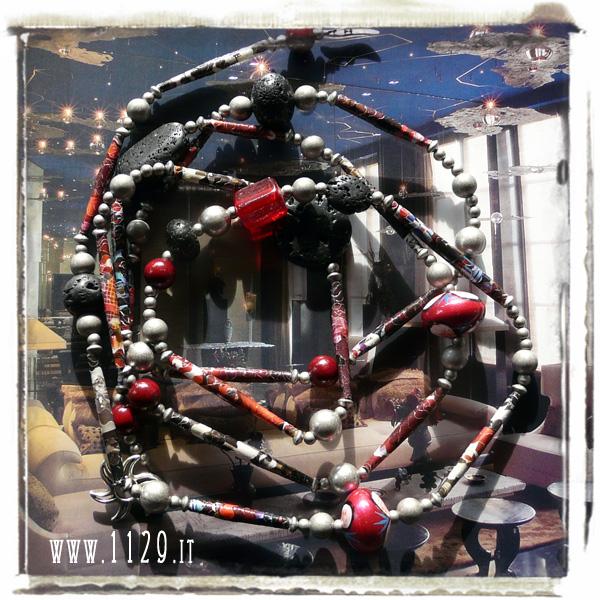art collana necklace IMELSA 150cm