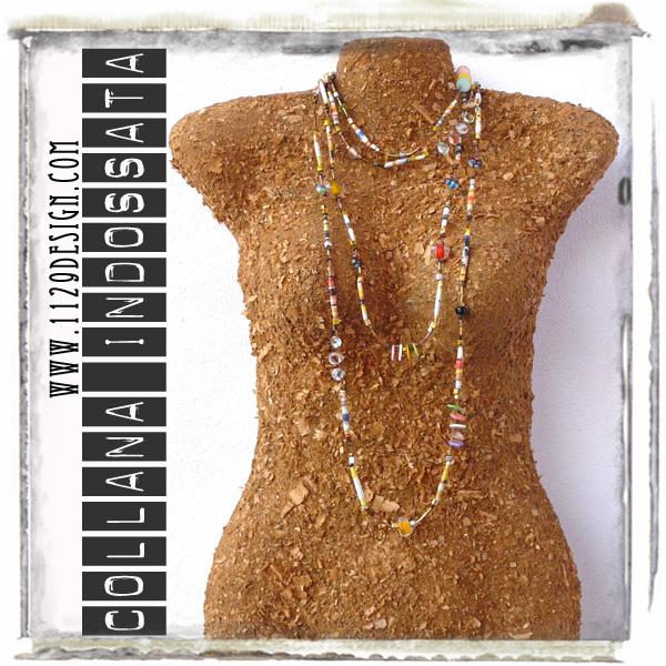 art_collana_necklace_ILMANGA_indossata