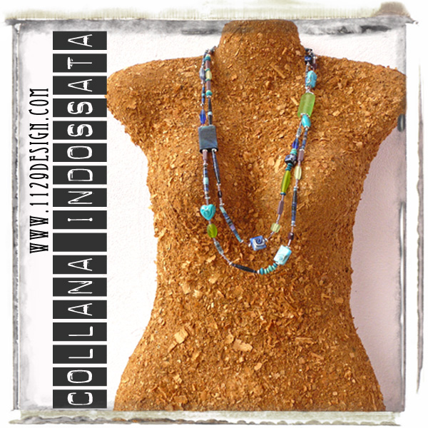 art_collana_necklace_ILMONSTER_indossata
