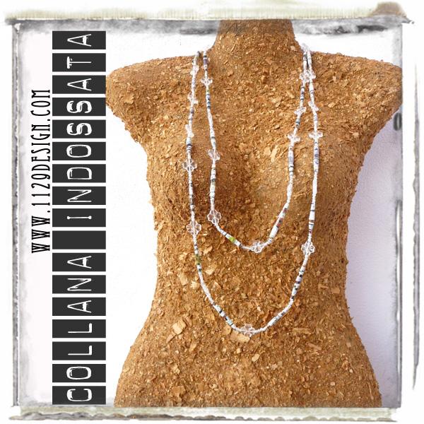 art_collana_necklace_IMCASA_indossata 182 cm