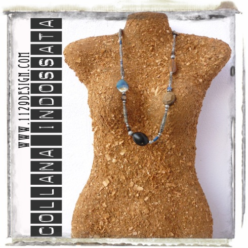 art_collana_necklace_IMKLEE_indossata 84 cm