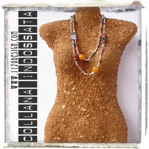 picasso art_collana_necklace_IMANTO_indossata