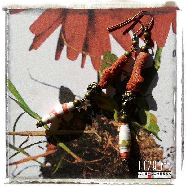 art orecchini earrings INPRONK05