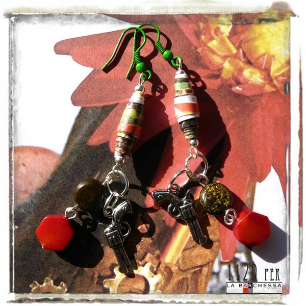 art orecchini earrings INPRONK08