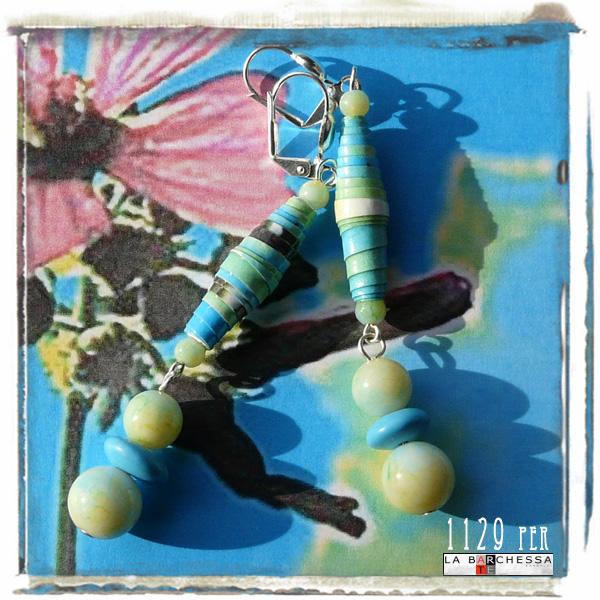 art orecchini earrings INPRONK09