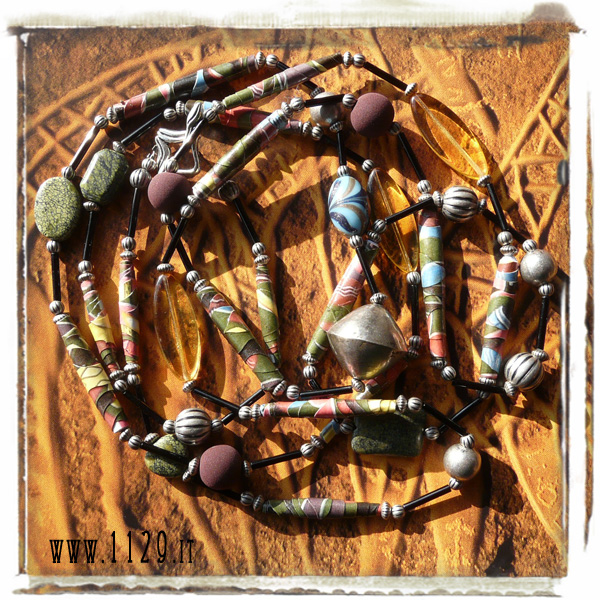 art-collana-necklace-LA-LILANGA-3-162cm gioielli di carta paper jewelery
