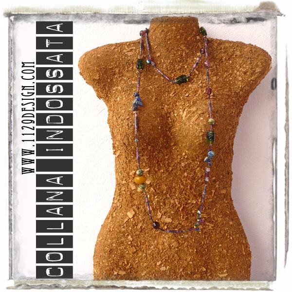 art-collana-necklace-LB-BOCCIONI-indossata