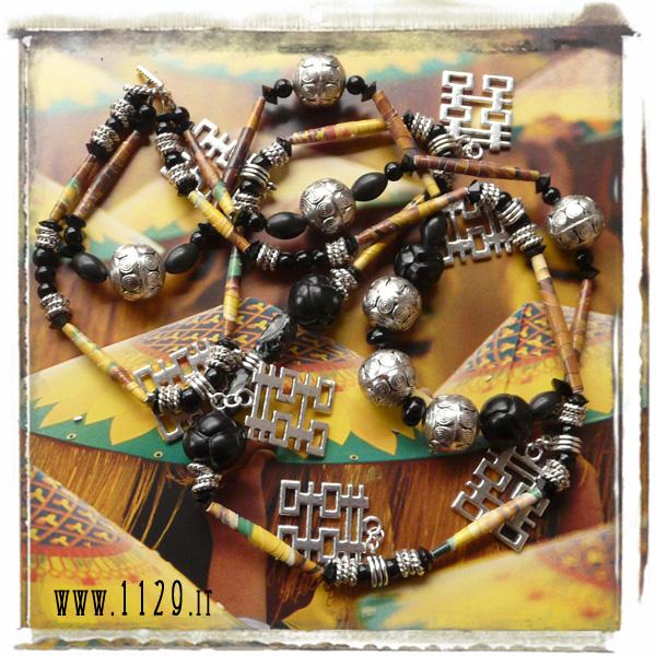 art-collana-necklace-LB-CAPODANNO-CINESE gioielli di carta