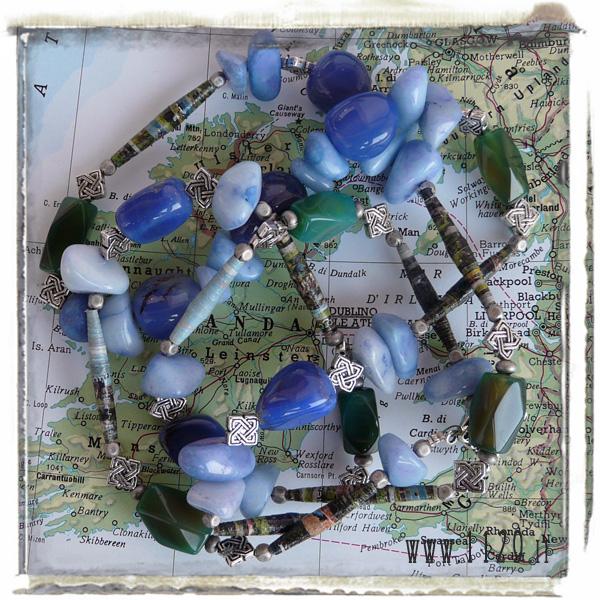 art collana necklace IMEIRE 100cm