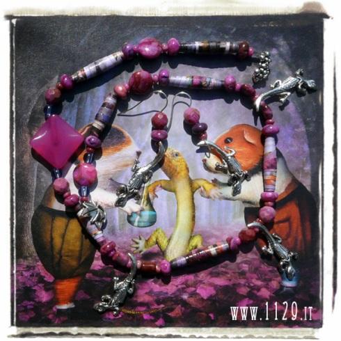 LD-MAGGIE-TAYLOR-GEKO-art-necklace-50cm