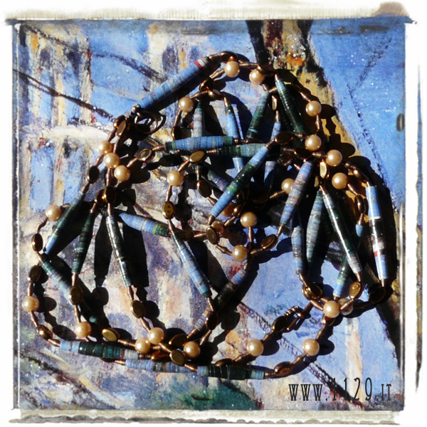 colana mostra corot altered art 1129