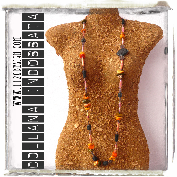 art-collana-necklace-LD-HUNDERTWASSER-indossata