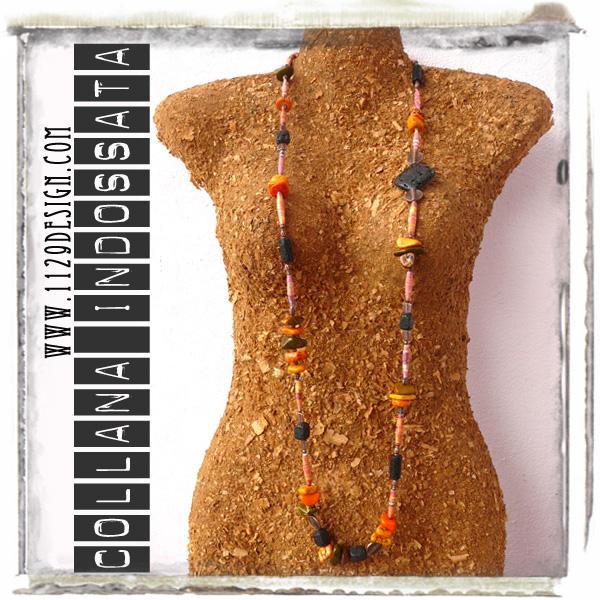 art-collana-necklace-LD-HUNDERTWASSER-indossata