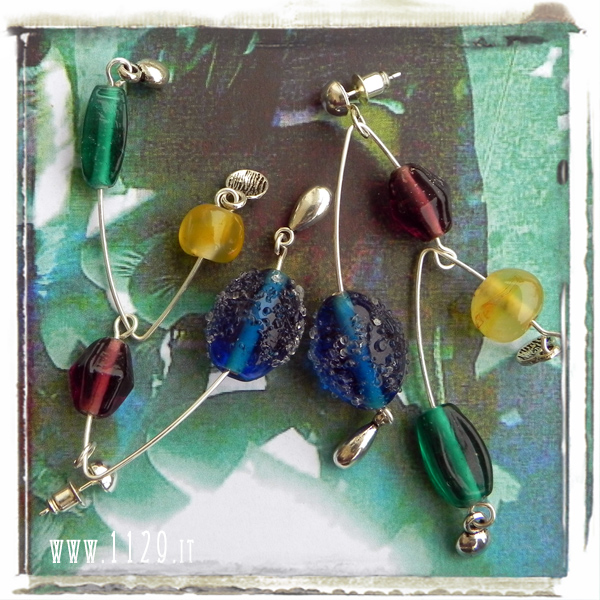 LLMARI orecchini earrings 1129