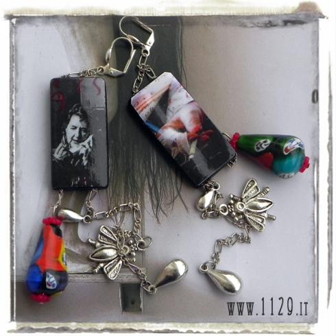 LMALDA-orecchini-altered-art-omaggio-ad-alda-merini