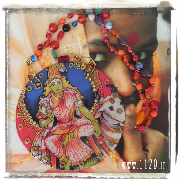 LLBOLL-art-collana-shiva-paper-altered bollywood-necklace