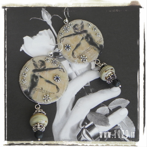 LMDUAL-art-orecchini-carta-art verona-syria duality-paper-earrings