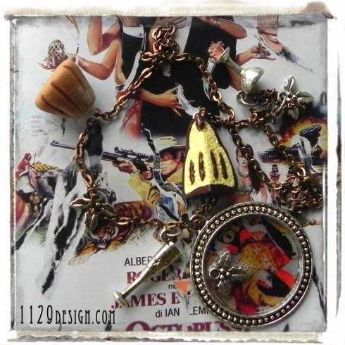 panettone-mimmo-rotella-natale-italia-collana-altered-art-necklace-50cm