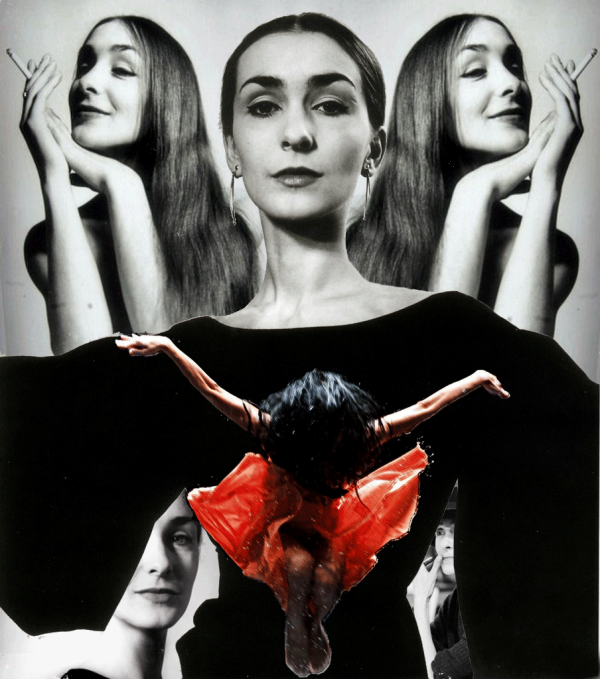 collage foto pina bausch 1129design